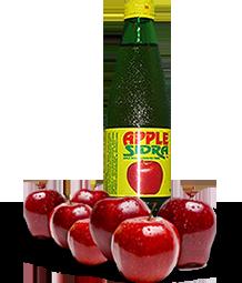 تفاح سيدرا